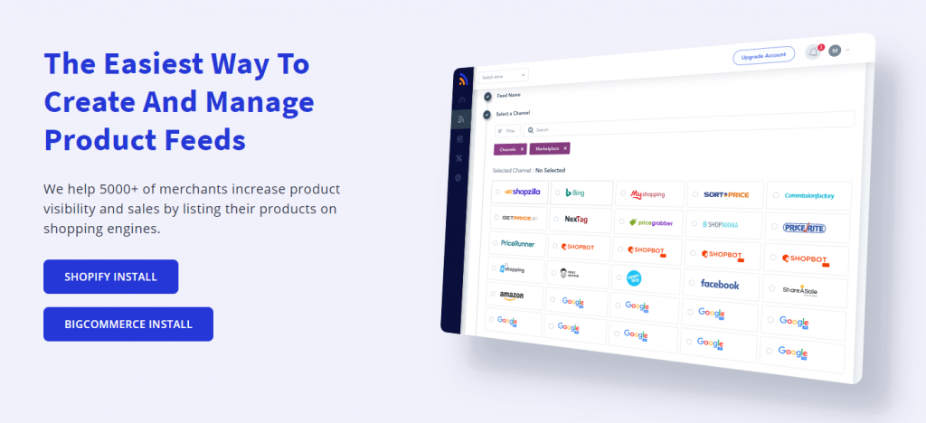 Boost Your Shopify Store Sales - Product Feed Generator - FeedGeni
